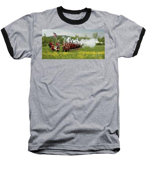Culloden Loyalists Baseball T-Shirt