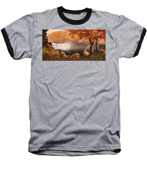 Cumberland Falls Baseball T-Shirt