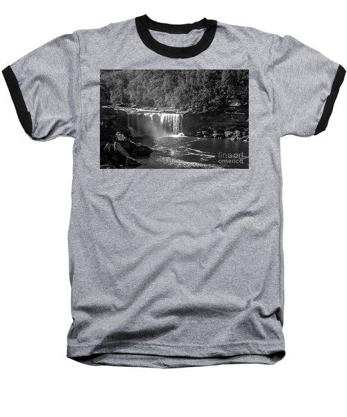 Cumberland Falls Five Bw Baseball T-Shirt