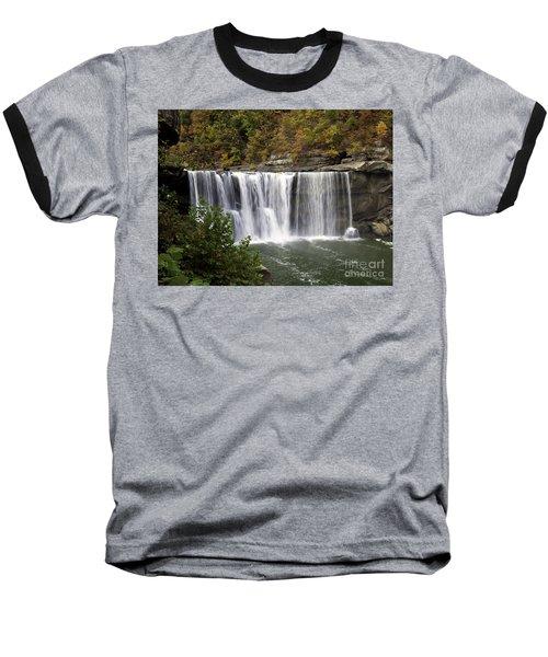 Cumberland Falls H Baseball T-Shirt