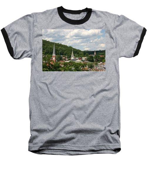 Cumberland Steeples Baseball T-Shirt