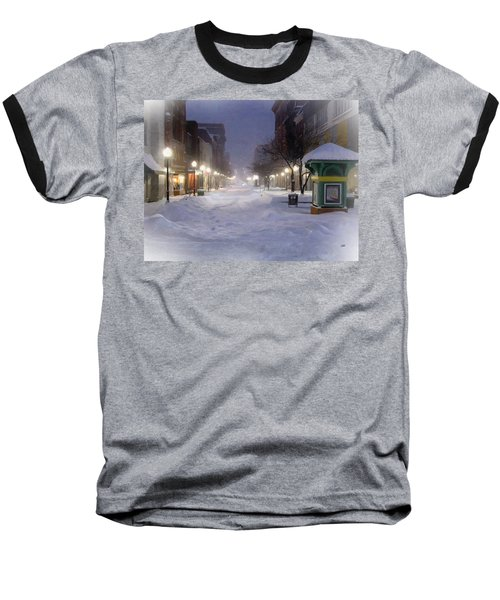 Cumberland Winter Baseball T-Shirt