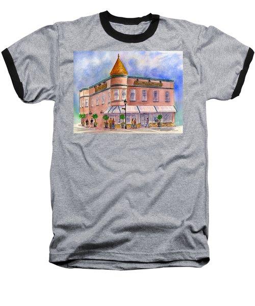 Cunha's Country Store Baseball T-Shirt