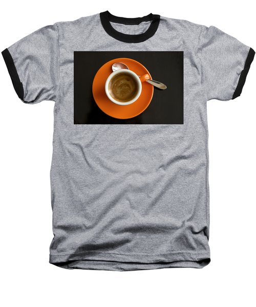 Cup Of Coffee Baseball T-Shirt