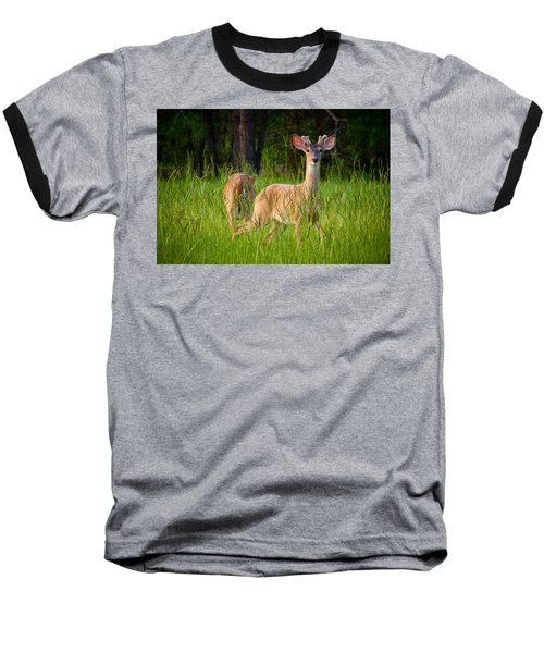 Curious Baseball T-Shirt