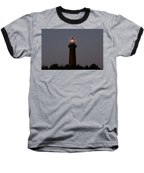 Baseball T-Shirt featuring the photograph Currituck Lighthouse by Greg Reed