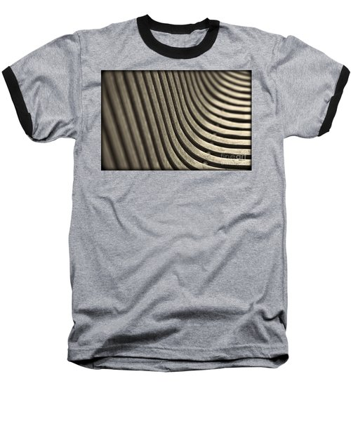 Baseball T-Shirt featuring the photograph Curves I. by Clare Bambers