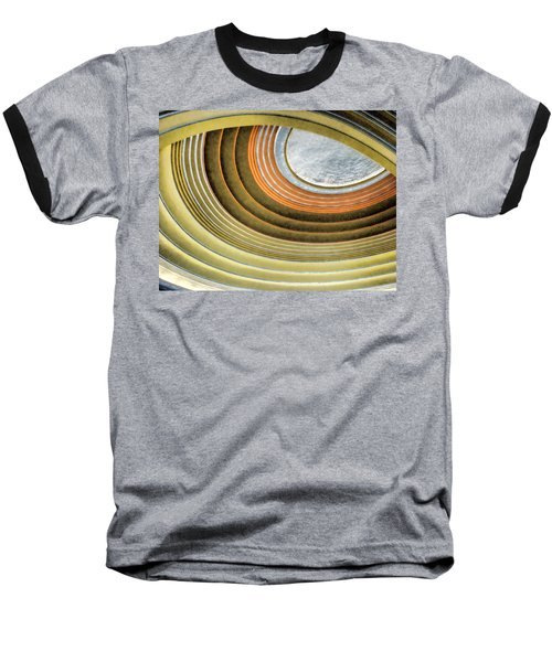 Curving Ceiling Baseball T-Shirt