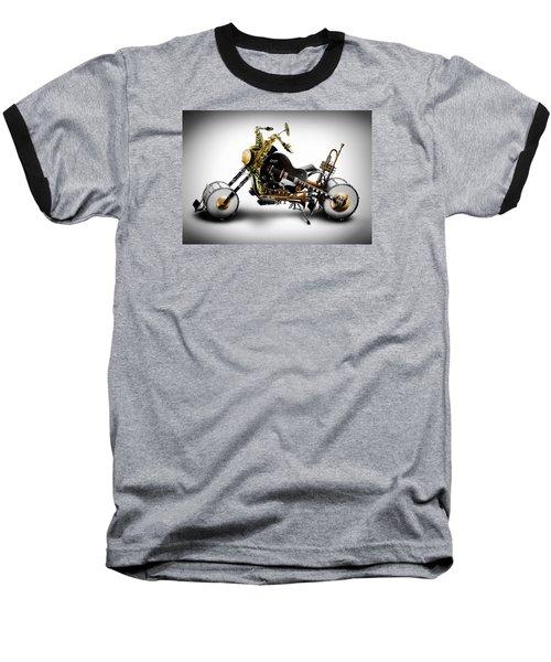 Custom Band II Baseball T-Shirt by Alessandro Della Pietra