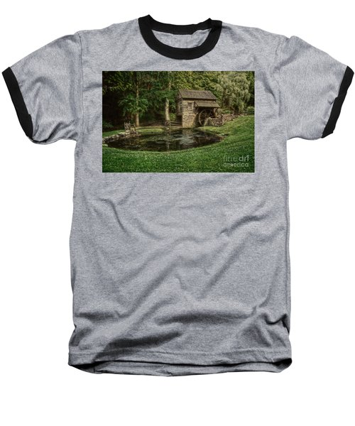Cuttalossa Farm In Summer I Baseball T-Shirt