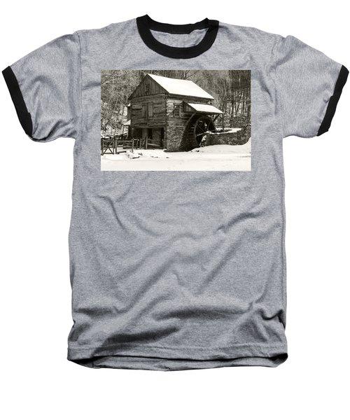 Cuttalossa In Winter Iv Baseball T-Shirt