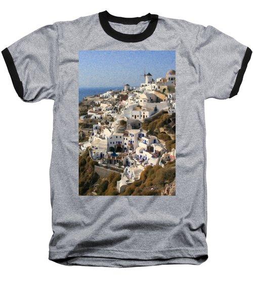 Cyclades Grk4309 Baseball T-Shirt