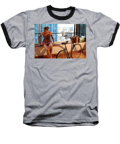 Cycle Introspection Baseball T-Shirt