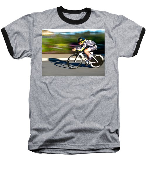 Cycling Prologue Baseball T-Shirt