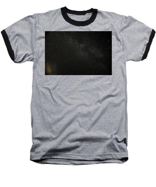 Baseball T-Shirt featuring the photograph Cygnus  Deneb  Vega by Greg Reed