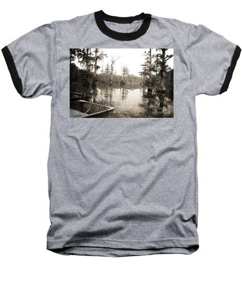 Cypress Swamp Baseball T-Shirt