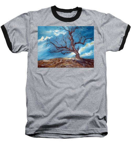 Daddy's Tree Baseball T-Shirt