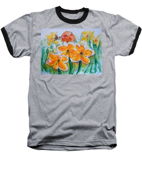 Daffies Baseball T-Shirt