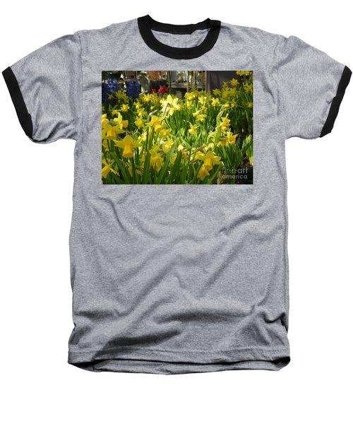 Daffidoils Baseball T-Shirt