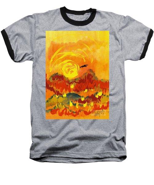 D'agony Baseball T-Shirt