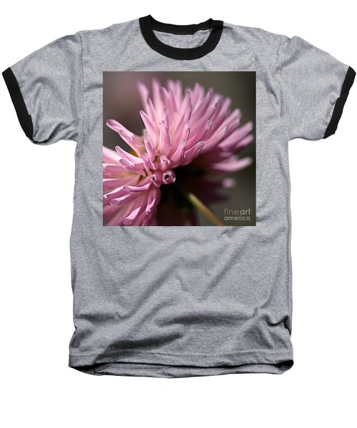 Baseball T-Shirt featuring the photograph Dahlia by Joy Watson