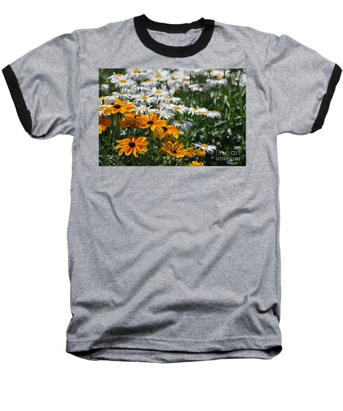 Daisy Fields Baseball T-Shirt