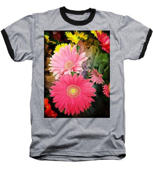 Daisy Jazz Baseball T-Shirt