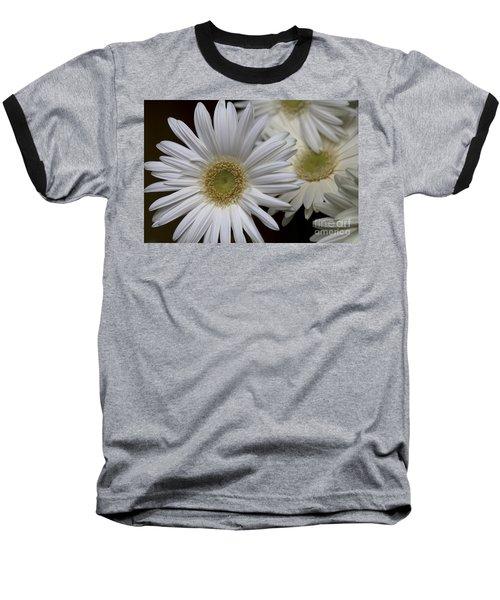 Daisy Photo Baseball T-Shirt