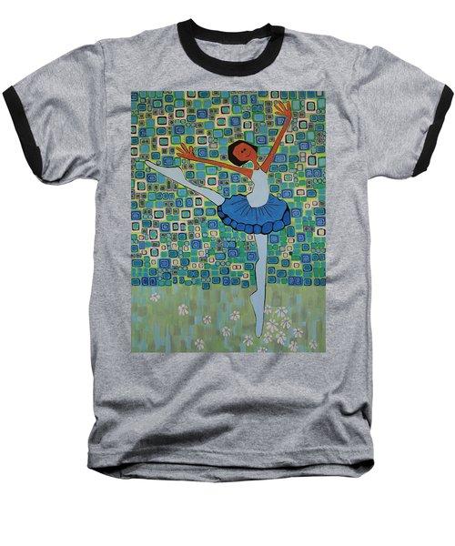 Daizies' Ballet Baseball T-Shirt