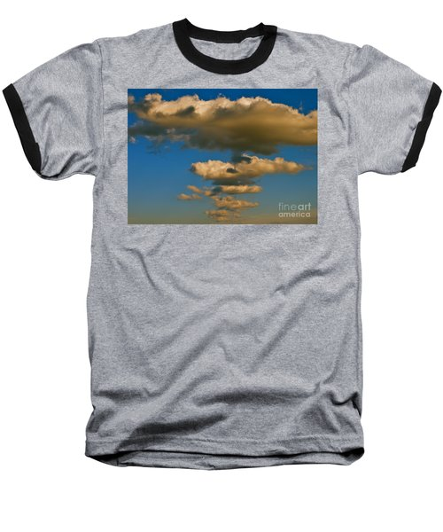 Dali-like Baseball T-Shirt