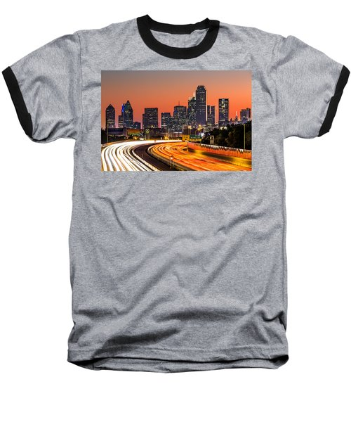 Dallas Sunrise Baseball T-Shirt