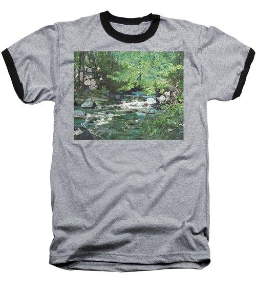 Dam Site Baseball T-Shirt