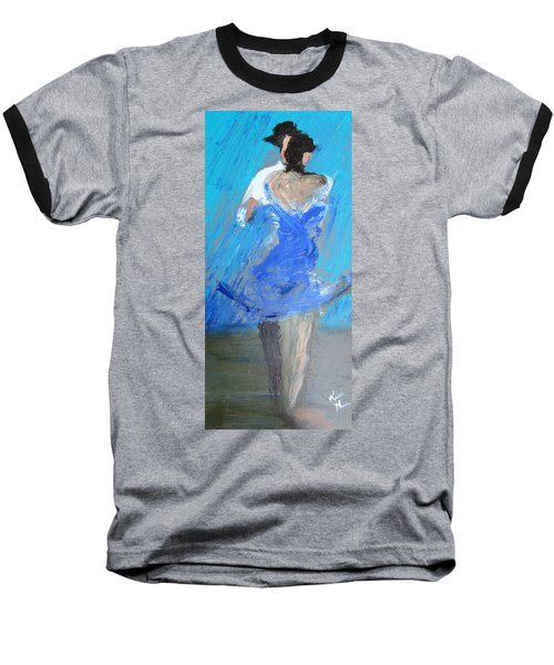 Dance In The Rain Baseball T-Shirt