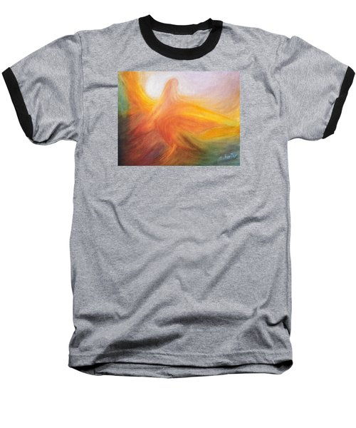 Moving Baseball T-Shirt