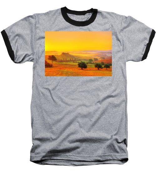 Dance Of Dawn Baseball T-Shirt