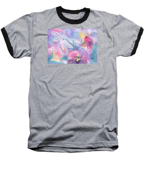 Dance Of The Dragonfly Baseball T-Shirt