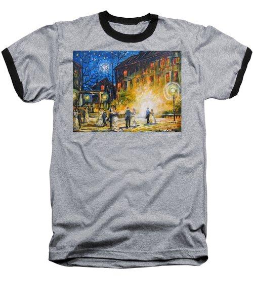 Dance The Night Away Baseball T-Shirt