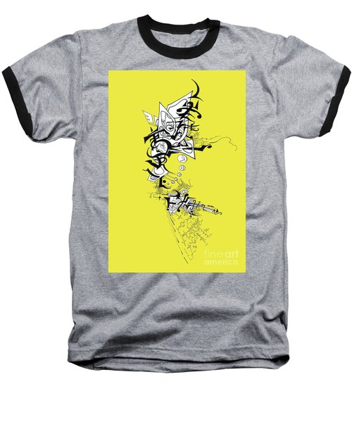 Dancing Angel Baseball T-Shirt