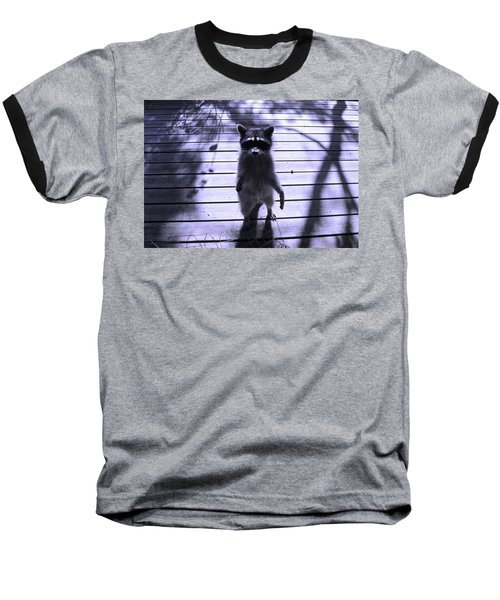 Dancing In The Moonlight Baseball T-Shirt by Kym Backland