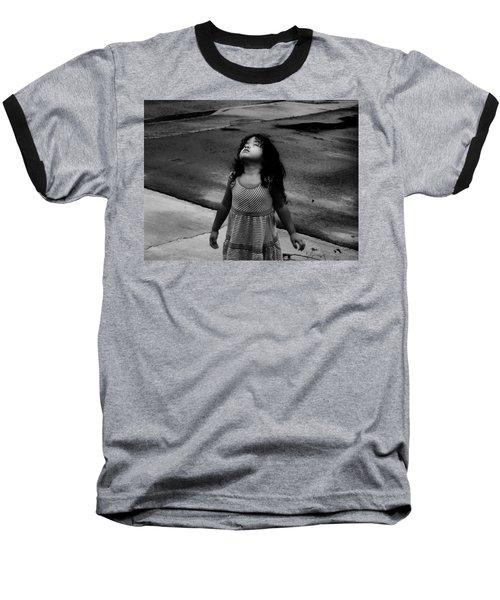 Dancing In The Rain  Baseball T-Shirt