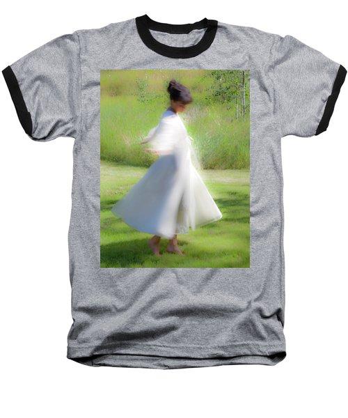 Dancing In The Sun Baseball T-Shirt