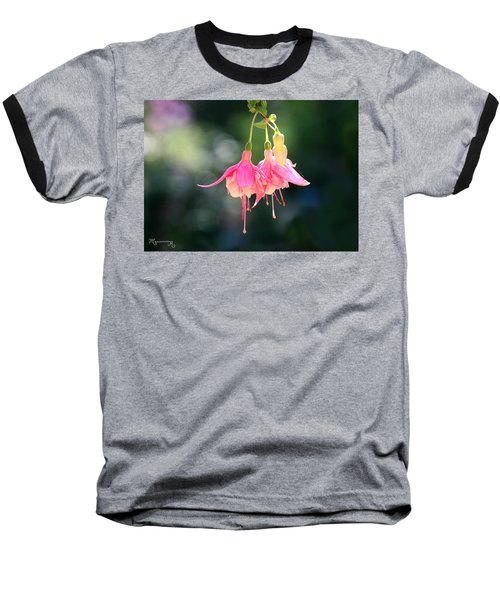 Dancing In The Wind Baseball T-Shirt