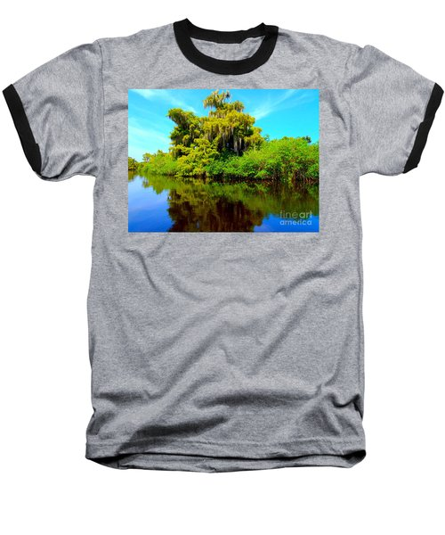 Dancing Willow Baseball T-Shirt