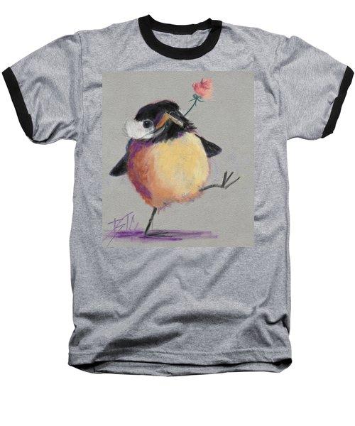 Dancing With Joy Baseball T-Shirt