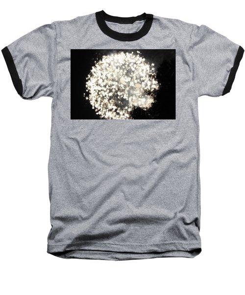 Dandelion Ablaze Baseball T-Shirt