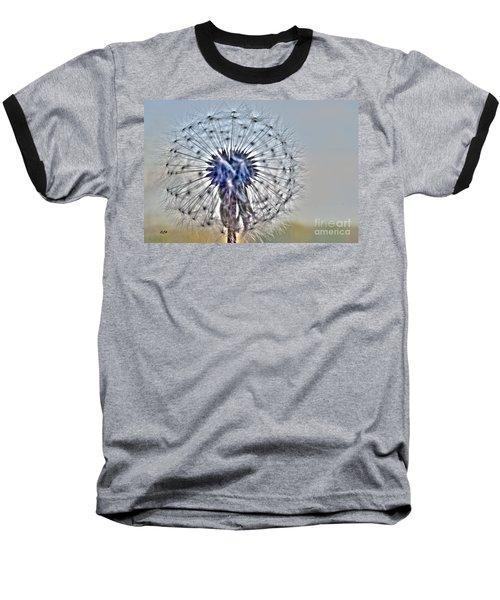 Dandelion Glow Baseball T-Shirt