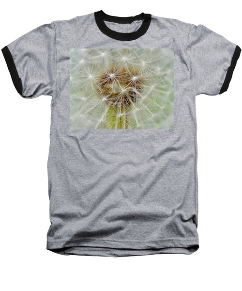 Dandelion Matrix Baseball T-Shirt