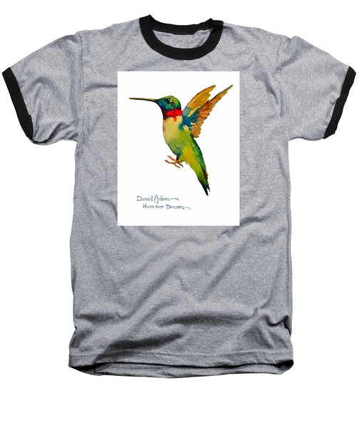 Da166 Hummer Dreams Daniel Adams Baseball T-Shirt