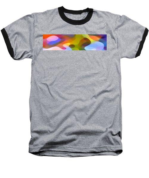 Dappled Light Panoramic 2 Baseball T-Shirt
