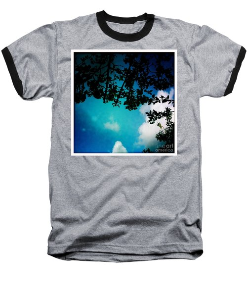 Dappled Sky Baseball T-Shirt